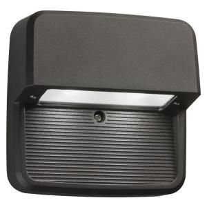 Lithonia Lighting Step Mount Indoor/Outdoor Dark Bronze LED Step Light Square OLSS DDB M6