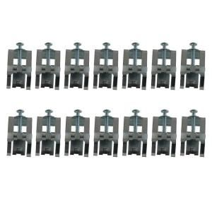 American Standard Culinaire Mounting Clip Kit (14 Pack) 790772 0070A