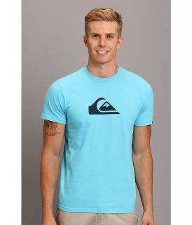 Quiksilver Mountain Wave Tee Mens T Shirt (Green)