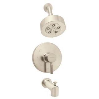 Speakman Neo Single Handle Tub and Shower Faucet in Brushed Nickel SM 1030 P BN