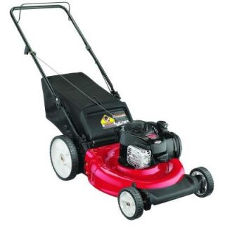 Yard Machines 21 in. 140 cc Gas Walk Behind Lawn Mower 11A B1BE729