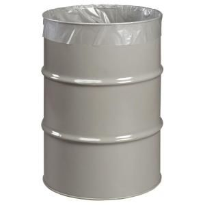Husky 55 gal. Heavy Duty Clear Trash Liners (55 Count) HWY4 55