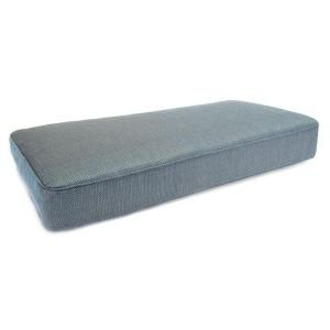 Hampton Bay Fenton Replacement Outdoor Ottoman Cushion JY9131 O CUSH