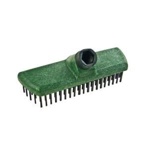 Wooster 8 in. Prep Crew Iron Horse Wire Brush 0018470000