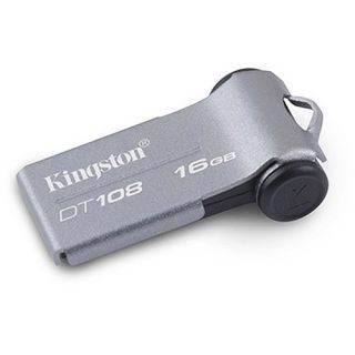 Purchase the Kingston 16GB DataTraveler 108 Flash Drive for less at. Save money. Live better.
