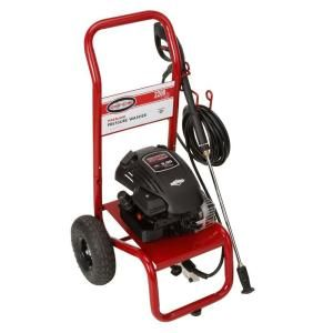 Simpson MegaShot MSV2200 S 2200 psi 2.1 GPM Briggs and Stratton 158 cc Engine Gas Pressure Washer DISCONTINUED MSV2200 S