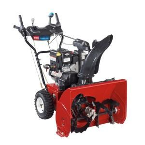 Toro Power Max 826 OE 26 in. Two stage Electric Start Gas Snow Blower 37772
