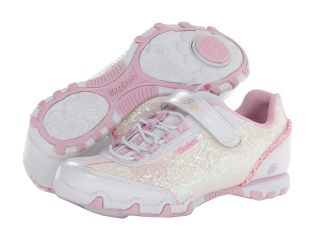 SKECHERS KIDS Bella Ballerina Prima Sparkle N Spin 82045L Girls Shoes (Multi)