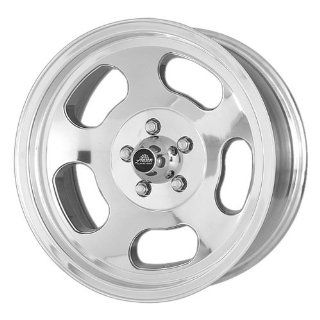 American Racing Vintage Ansen 17x8 Polished Wheel / Rim 5x5 with a 0mm Offset and a 83.06 Hub Bore. Partnumber VNA697873 Automotive