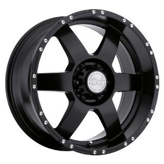 Black Rhino Arcos 17 Black Wheel / Rim 5x5 with a  12mm Offset and a 78.1 Hub Bore. Partnumber 1790ARC 25127M78 Automotive
