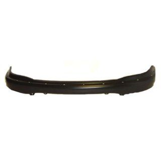 OE Replacement Ford F 150 Front Bumper Face Bar (Partslink Number FO1002357) Automotive