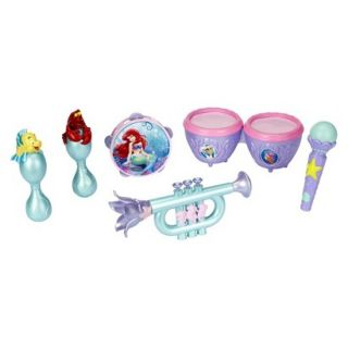 Disney Princess The Little Mermaid Musical Instrument Set