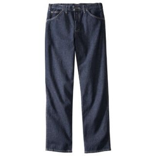 Dickies Mens Relaxed Fit Jean   Indigo Blue 48x32