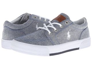 Polo Ralph Lauren Kids Faxon II Boys Shoes (Blue)