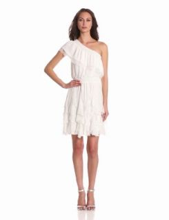Jessica Simpson Women's Ruffle Dress