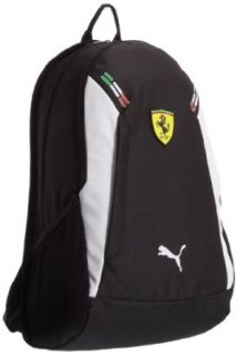 Puma Ferrari Replica Men's Unisex Backpack Black Shoes