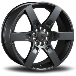 Five Axis R6F 19 Gunmetal Wheel / Rim 4x100 & 4x4.5 with a 40mm Offset and a 73.10 Hub Bore. Partnumber 5033 9816 40 Automotive