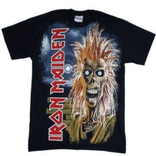 Iron Maiden   First Album T shirt Small Clothing