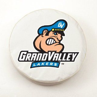 Grand Valley State University Lakers Spare Tire Cover  Sports Fan Tire And Wheel Covers  Sports & Outdoors