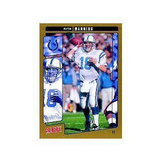 2001 Upper Deck Victory Gold #136 Peyton Manning Sports Collectibles