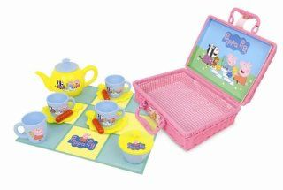 Peppa Pig Tea Set Toys & Games