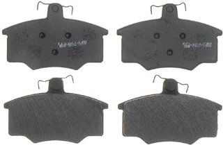 ACDelco 17D147A Professional Durastop Organic Front Disc Brake Pad Kit Automotive