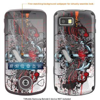 Protective Decal Skin Sticker for T Mobile Samsung Behold 2 case cover behold2 183 Electronics