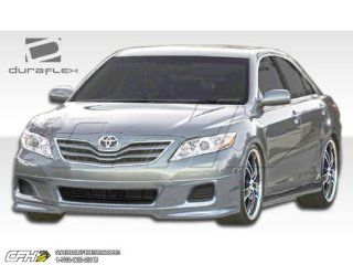2010 2011 Toyota Camry Duraflex Racer Front Lip Under Spoiler Air Dam   1 Piece Automotive