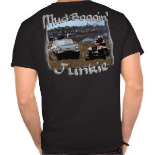 Mud Boggin Ford T Shirt