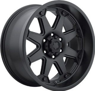ULTRA   type 198 bolt   20 Inch Rim x 9   (5x5.5) Offset (18) Wheel Finish   all satin black Automotive