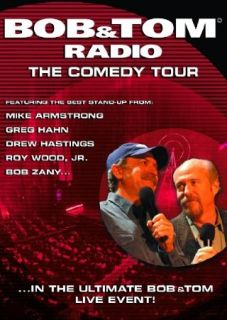Bob and Tom Radio Comedy Tour Greg Hahn, Roy Wood, Jr., Mike Armstrong  Instant Video