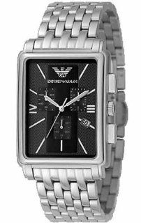 Emporio Armani Men's Steel Watch AR0142 Emporio Armani Watches