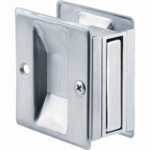 Prime Line Satin Chrome Pocket Door Pull N 7079