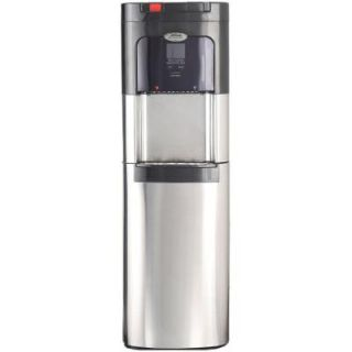 Glacial Filter and Self Clean Stainless Base Load Water Cooler   Uses Brita Pitcher Filters 8LDIECH SC WFC SSF