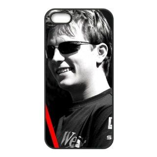 Popular 2013 F1 Formula One Champion Kimi Raikkonen Accessories Apple Iphone 5S Waterproof TPU Back Cases Covers Cell Phones & Accessories