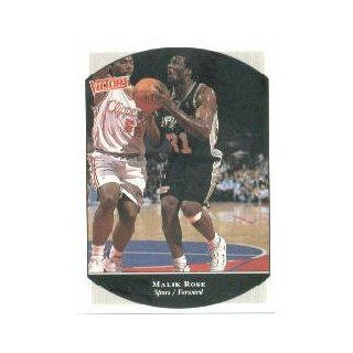1999 00 Upper Deck Victory #234 Malik Rose at 's Sports Collectibles Store