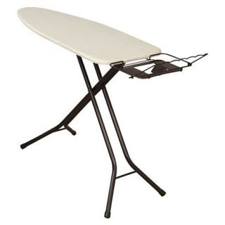Household Essentials Mega Wide Top Ironing Board Bronze