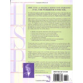 The Highly Sensitive Person's Workbook Elaine Aron 9780767903370 Books
