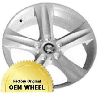 BMW Z4 18X8.5 5 STAR SPOKES Factory Oem Wheel Rim  SILVER   Remanufactured Automotive