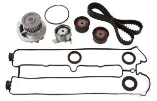 Evergreen TBK309VCT Daewoo X20SE 16V DOHC Timing Belt Kit w/ Valve Cover & Water Pump Automotive