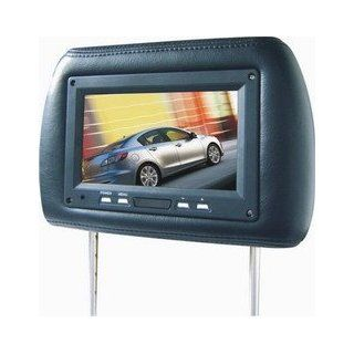 DHL Express  Headrest Monitor  Vehicle Overhead Video