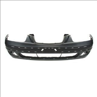 CarPartsDepot 352 221111 10, Front Bumper Primered Facial Cover For Hatchback Automotive
