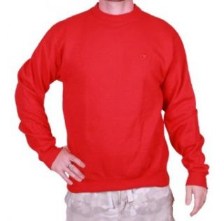 Champion Men's Athletic Crewneck Sweatshirt at  Men�s Clothing store