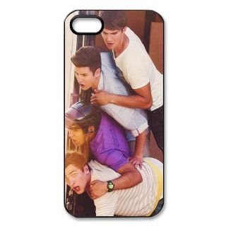 Big Time Rush Band Image iPhone 5 Case Plastic New Back Case Cell Phones & Accessories
