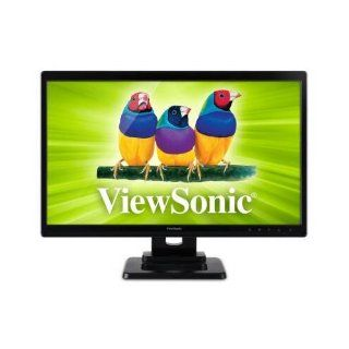 Viewsonic TD2420 24 LED Touchscreen Monitor 5ms 1920x1080 10001 200 Nit Speaker DVI/HDMI/VGA Speaker   NEW   Retail   TD2420 Computers & Accessories