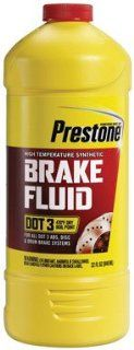 PRESTONE BRAKE FLUID   AS401Y (Pack of 12)