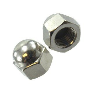 10/24 Stainless Steel Cap Nuts (Box of 100)