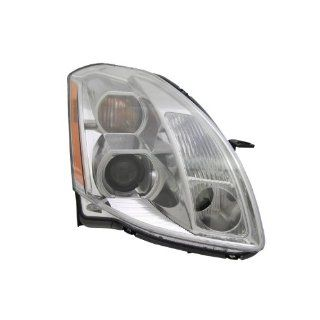 TYC 20 6647 90 Nissan Maxima Right Replacement Head Lamp Automotive