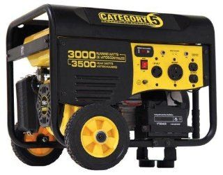 Champion Power Equipment 46561 4,000 Watt 196cc 4 Stroke Gas Powered Portable Generator With Wireless Remote Electric Start (Discontinued by Manufacturer) Patio, Lawn & Garden