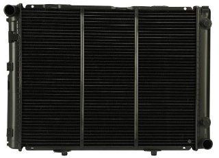 Spectra Premium CU442 Complete Radiator for Mercedes Benz 190E Automotive